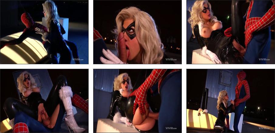 Superman vs Spider-Man XXX: An Axel Braun Parody