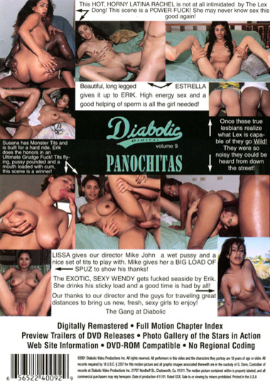 Panochitas #9