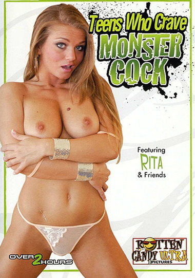 Teens Who Crave Monster Cock