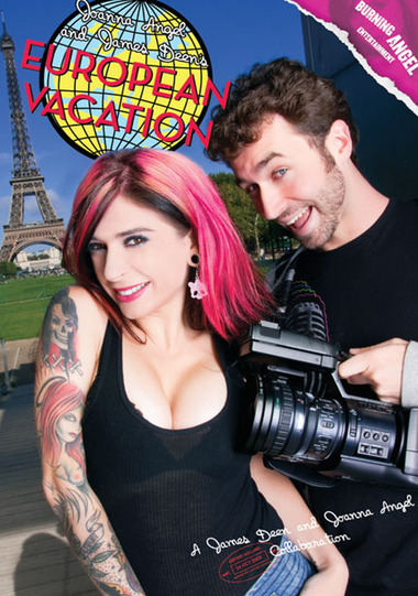 Joanna Angel And James Deen's European Vacation