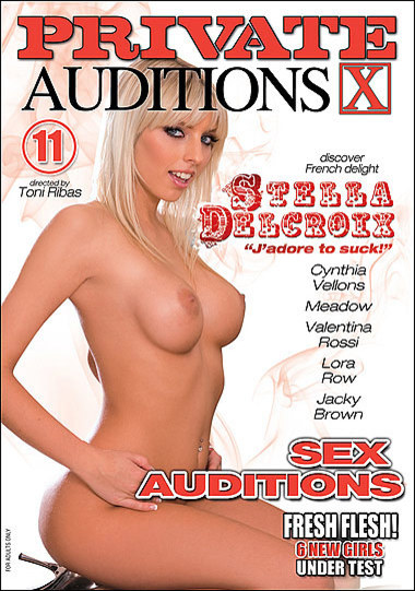 Sex Auditions #11