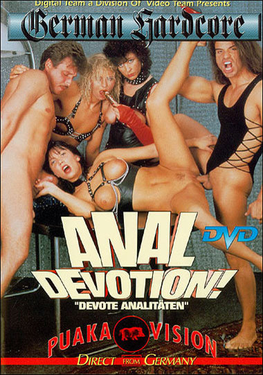Anal Devotion