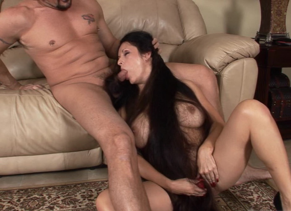 Long Hair Sex Fetish