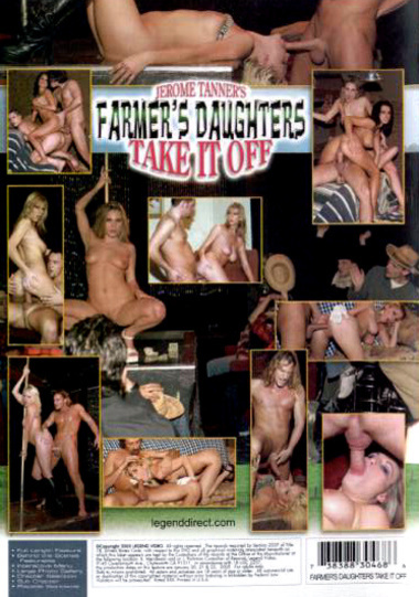 Farmer's Daughters Take It Off