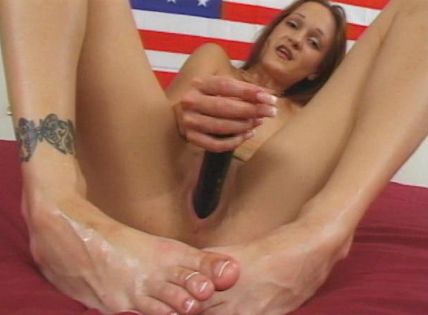 The last Virginia foot fetish ejaculate more