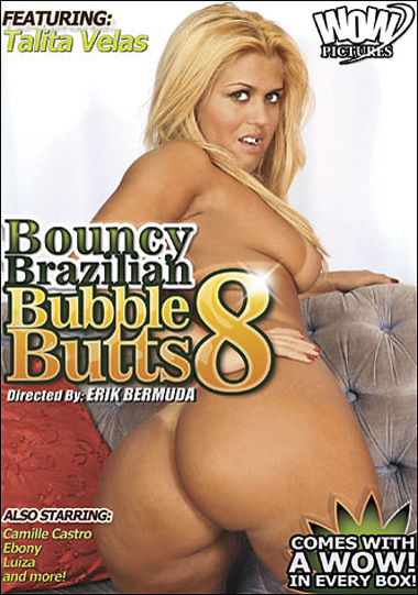 Bouncy Brazilian Bubble Butts #8