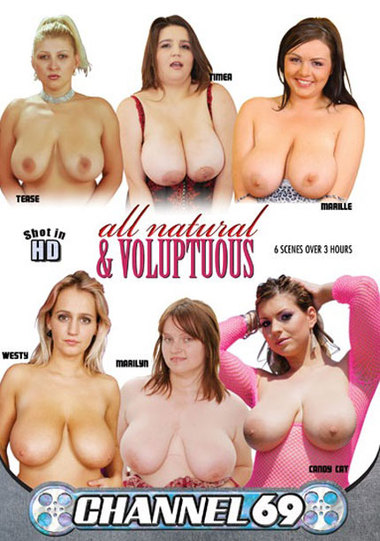 All Natural and Voluptuous #1