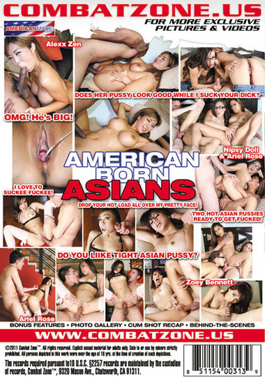 American Born Asians