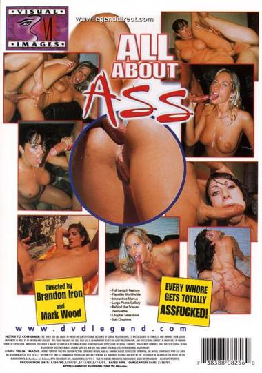 All About Ass #1