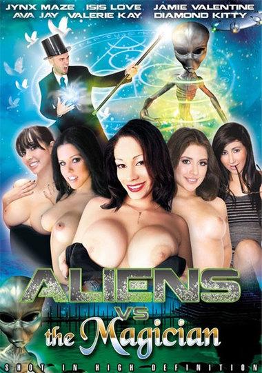 Alien vs. The Magician