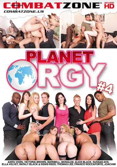 Planet Orgy #4