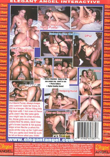 Cumback Pussy #33