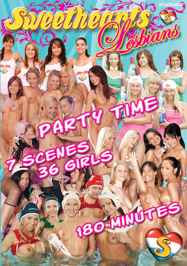 Sweethearts Lesbian Party Time