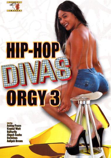 Hip-Hop Divas Orgy #3
