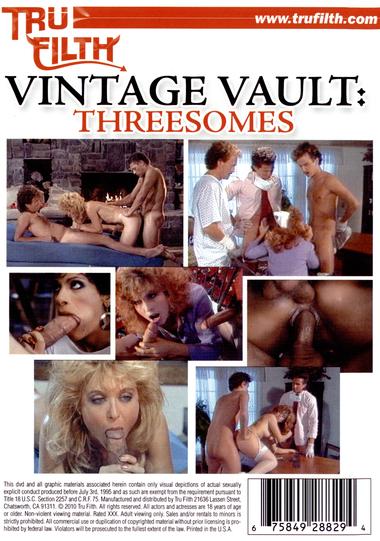 Vintage Vault: Threesomes