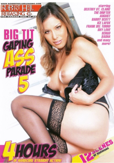 Big Tit Gaping Ass Parade #5
