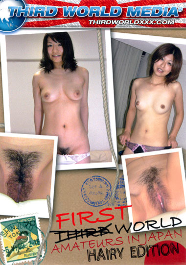 First World Amateurs In Japan Hairy Edition