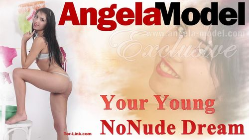 Angela-Model video 5 ex Bella-Model going wild
