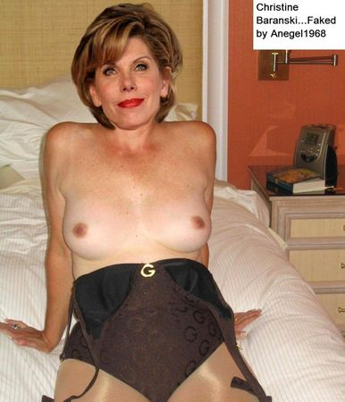 Christine baranski nude hot