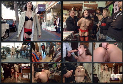 Public Disgrace - Feb 13, 2015 - Wenona and John Strong