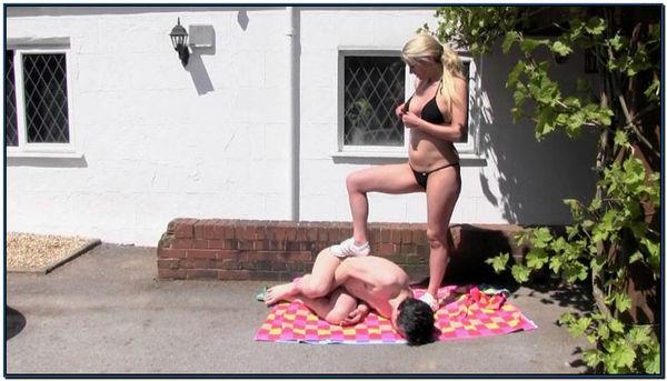 The Voyeurs Punishment Female Domination