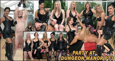 The English Mansion - Party At Dungeon Manor Pt3