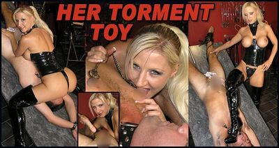 The English Mansion - Her Torment Toy Mistress Vixen