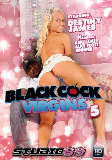 Black Cock Virgins #5