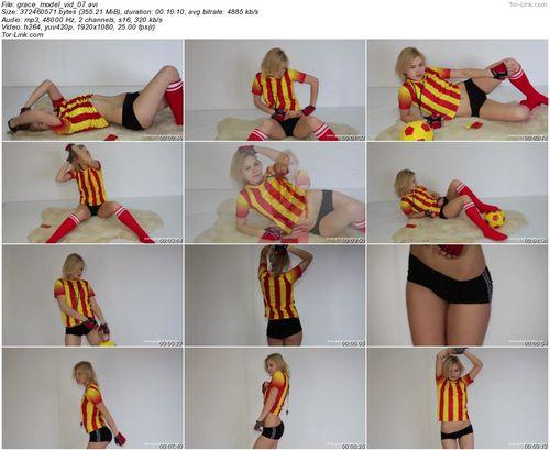Download PR-Models Grace-Model video 7