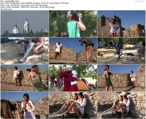 Nastia-Mouse - Mouse-Trip chapter 98 video