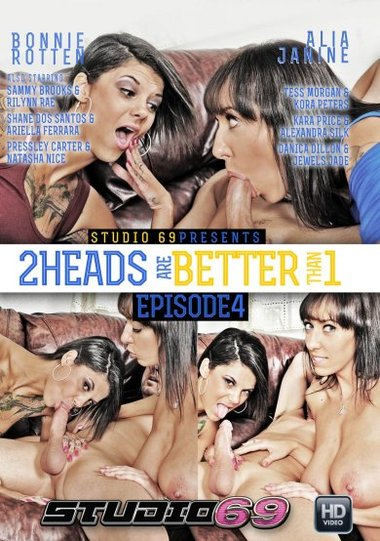 2 Heads Are Better Than 1 #4