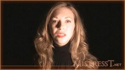 Mistress T - Entranced Stroking Slave