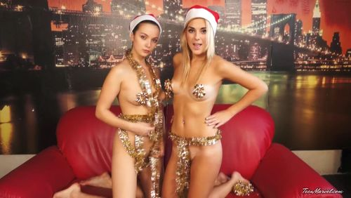 TeenMarvel Lili & Romana – Holiday Cheers video