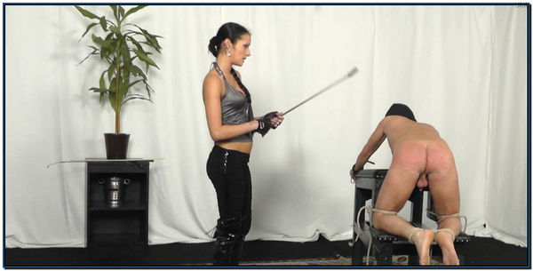 Tatjana Humiliation Caning Female Domination