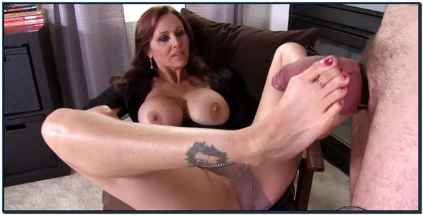 Sugar Momma Foot Seduction Female Domination