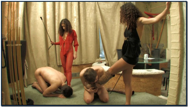 Cruel Sisters Female Domination
