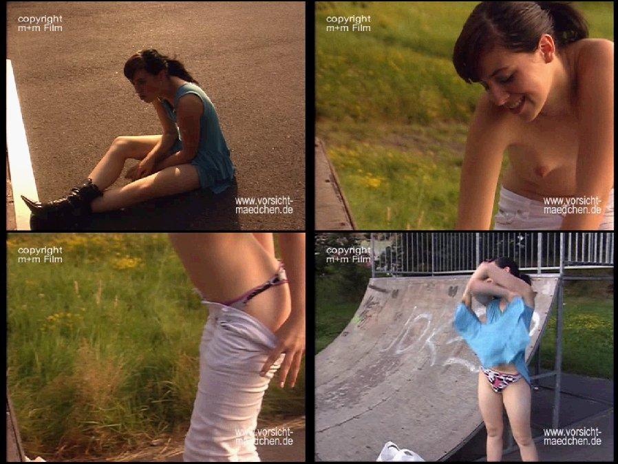 Sex in public places - video