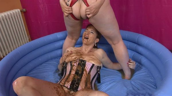 Shit Eater - Louise Hunter  Prettylisa Scat Video