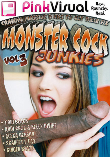 Black monster cock movies