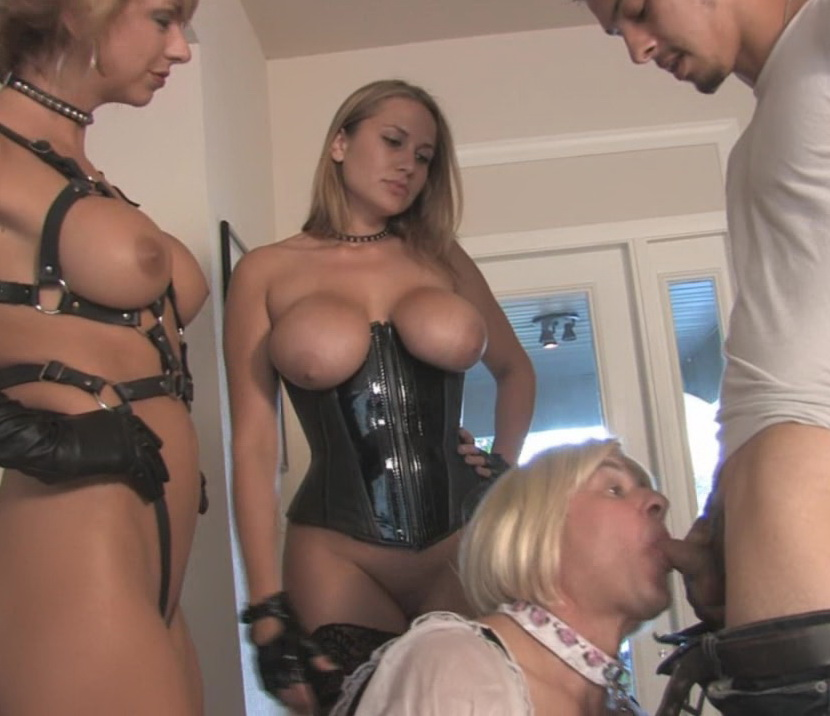 Sexy ass gang bang my wife