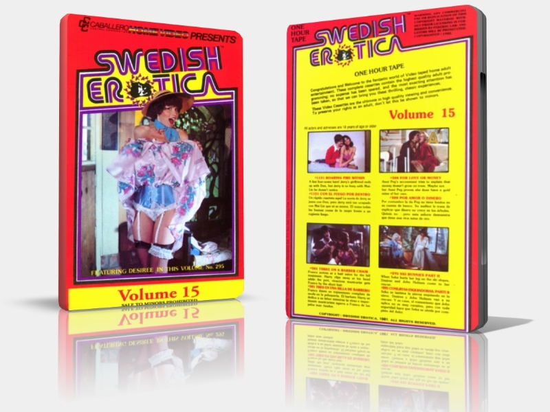 Swedish erotica videos