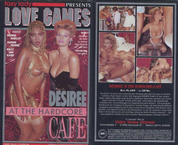 Desiree at the hardcore cafe 3