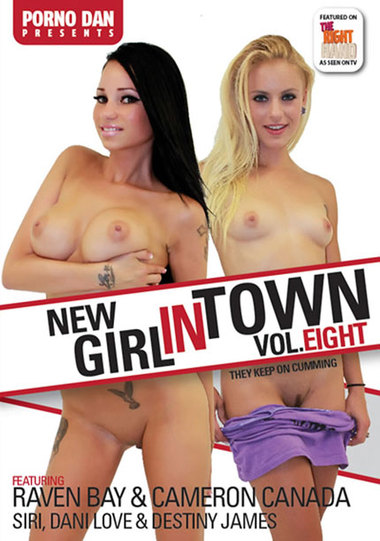 New Girl In Town #8