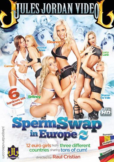 Sperm Swap in Europe
