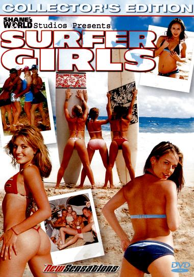 Surfer Girls #1