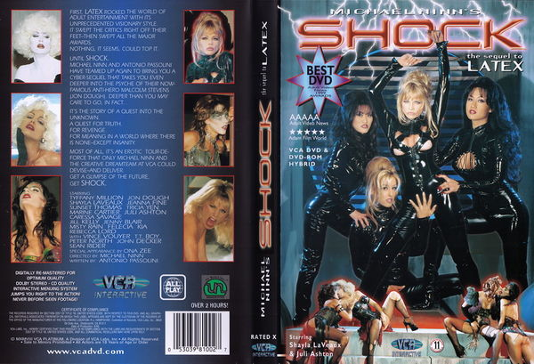 Порно shock latex 2