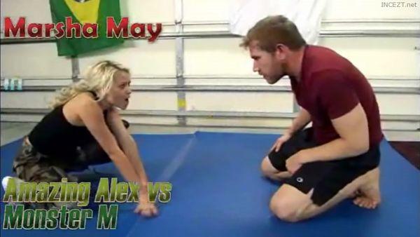 marsha may wrestle