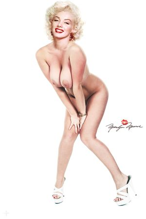 Мэрилин монро фото секс