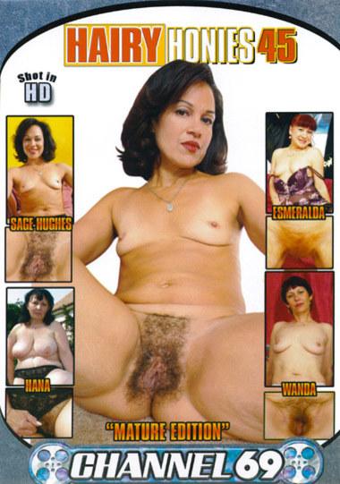 Hairy Honies #45