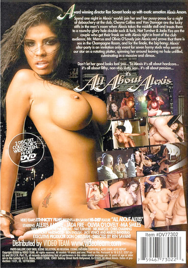 all about alexis amore